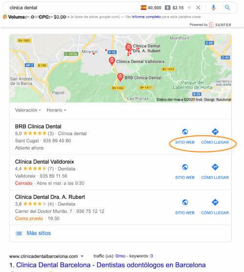 SEO LOCAL MY BUSSINES